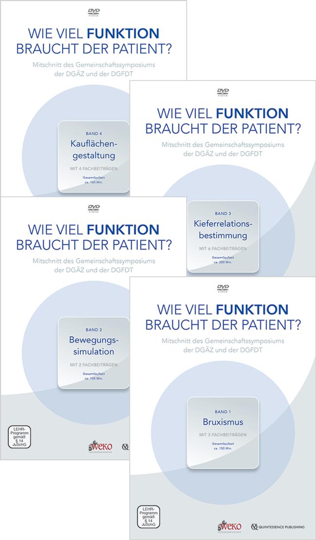 Wie viel Funktion braucht der Patient?